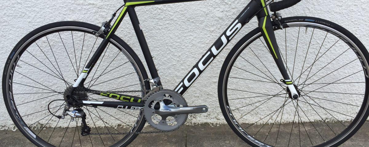 Vélo complet Focus en vente chez Castries Cycles