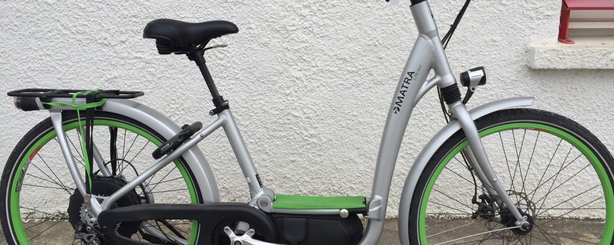 Vélo Electrique Matra - Boutique Castries Cycles (34)