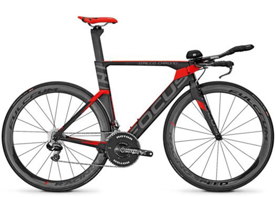 Vélo Focus light gross fo14 izalco chrono