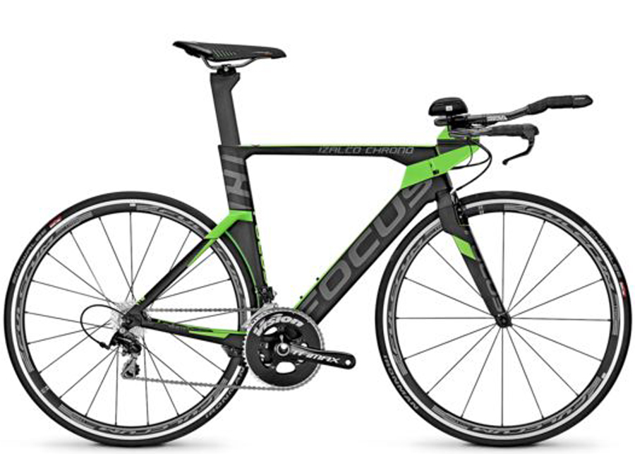 Vélo Focus light gross fo15 izalco chrono max 3