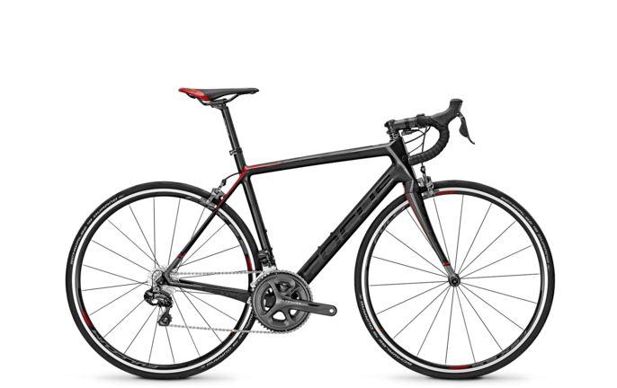 Vélo Focus light gross fo16 cayo ultegra