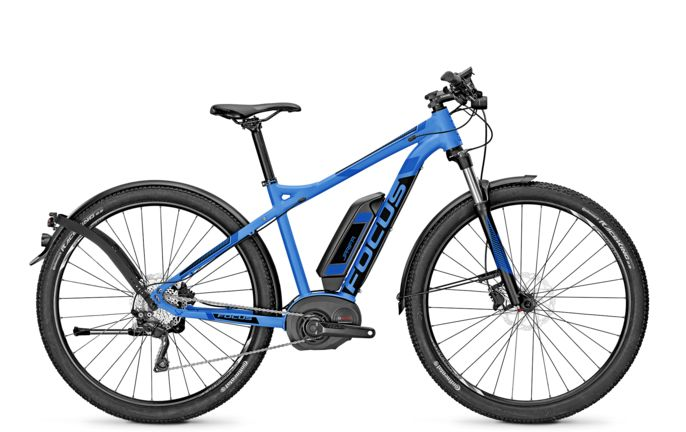 Vélo Electrique Focus light gross fo16 jarifa bosch pro
