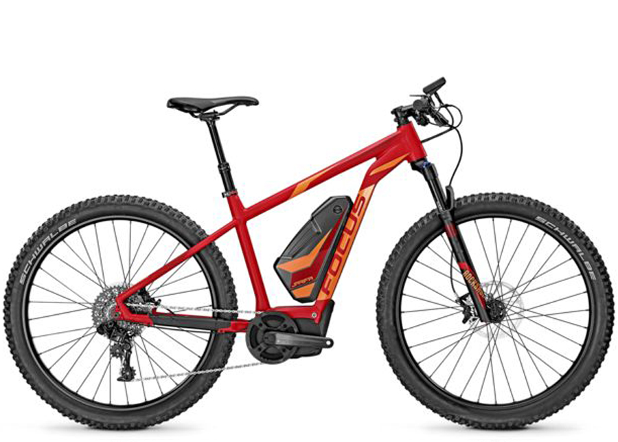 Vélo Electrique Focus light gross fo16 jarifa fat pro