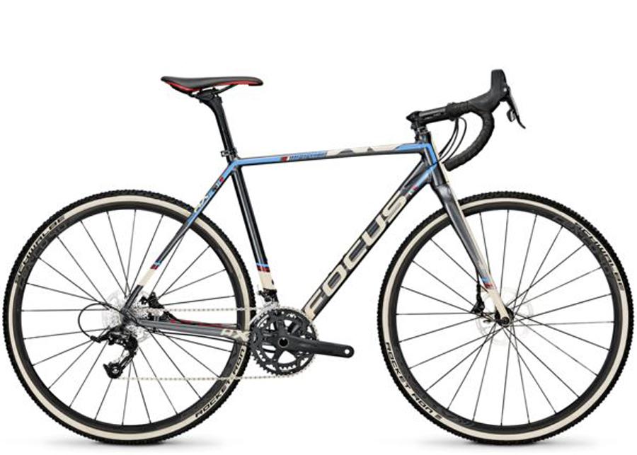 Vélo Focus light gross fo16 mares ax disc apex