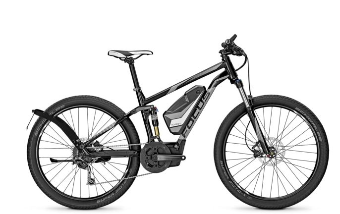 Vélo Electrique Focus light gross fo16 thron speed limited
